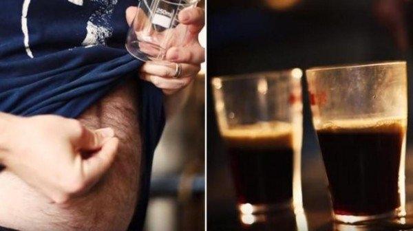 Công ty đảm bảo rằng quy trình sản xuất bia từ lông vùng rốn của họ hoàn toàn đảm bảo vệ sinh.