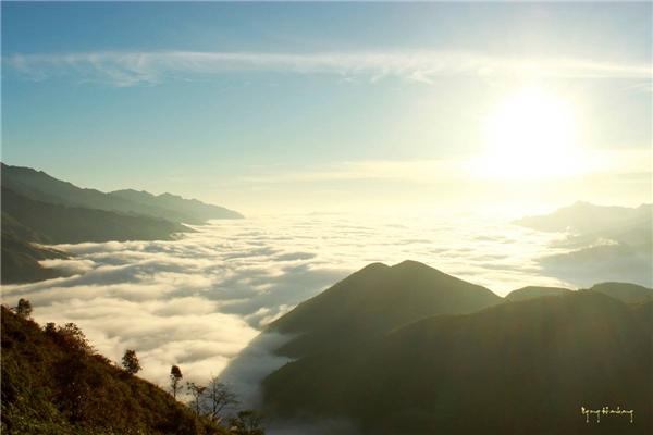 Muốn đi du lịch check in thì phải đến Tà Xùa săn mây mới đáng