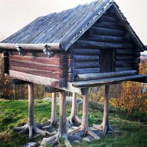Nhà của phù thủy là có thật sao?