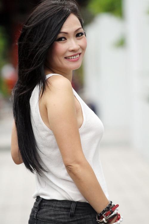 """Phương Thanh từng chia sẻ: """"Bé Gà giúp tôi cân bằng rất nhiều về mặt tinh thần sau những mệt mỏi mà tôi phải """"đấu đá"""" với đời."""" - Tin sao Viet - Tin tuc sao Viet - Scandal sao Viet - Tin tuc cua Sao - Tin cua Sao"""