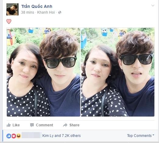 Ở xa không có cơ hội chụp hìnhmới, Bê Trần chia sẻ ảnh đi chơivới mẹ từ Tết để chúc mừng Ngày của mẹ. - Tin sao Viet - Tin tuc sao Viet - Scandal sao Viet - Tin tuc cua Sao - Tin cua Sao