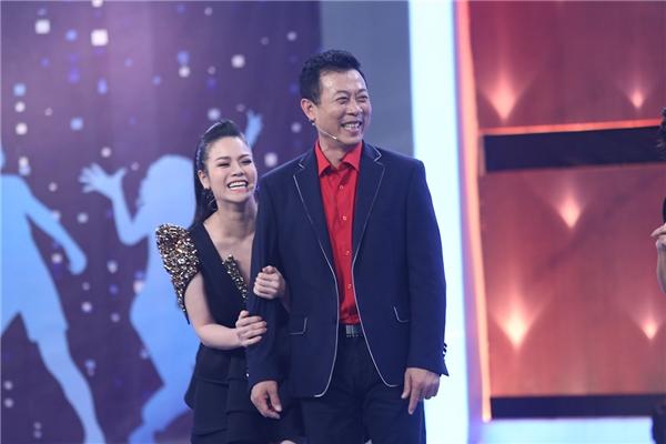 Không chịu thua, Vân Sơn nói cô con gái Nhật Kim Anh của mình cũng rất tài năng và bản lĩnh. - Tin sao Viet - Tin tuc sao Viet - Scandal sao Viet - Tin tuc cua Sao - Tin cua Sao
