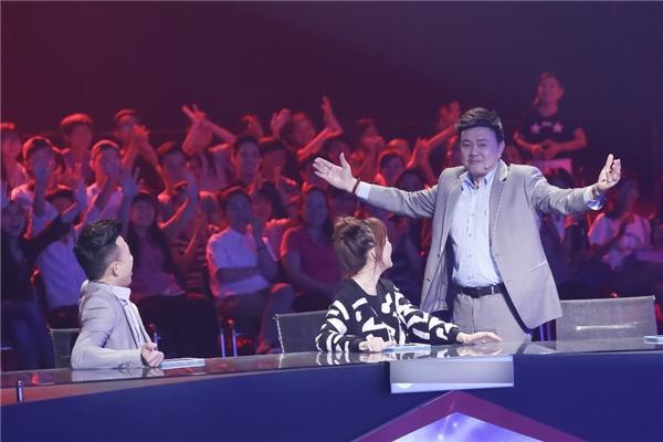 Như thông tin trước đó, đảm nhận vị trí giám khảo là ba nghệ sĩ Chí Tài, Trấn Thành và Hari Won. - Tin sao Viet - Tin tuc sao Viet - Scandal sao Viet - Tin tuc cua Sao - Tin cua Sao