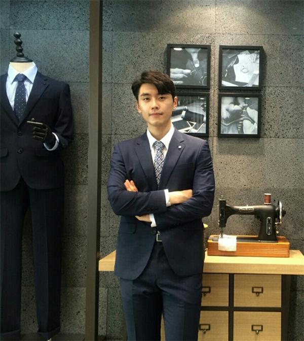 Hình ảnh ngoài đời khác của Wonsuk Kim.