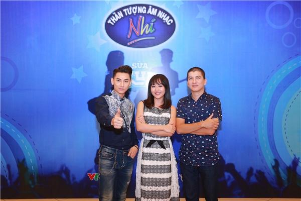 Bộ ba giám khảo trong vòng thử giọng tại miền Bắc. - Tin sao Viet - Tin tuc sao Viet - Scandal sao Viet - Tin tuc cua Sao - Tin cua Sao