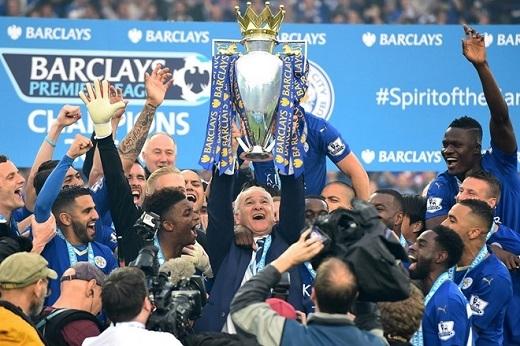 Danh hiệu đầu tiên của Ranieri tại hạng đấu cao nhất của một nền bóng đá.
