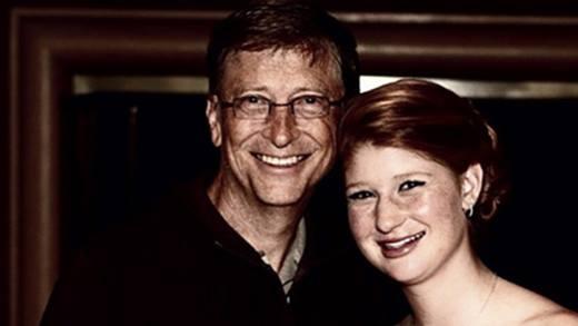 Cận cảnh con gái cưng của tỉ phú giàu nhất thế giới Bill Gates