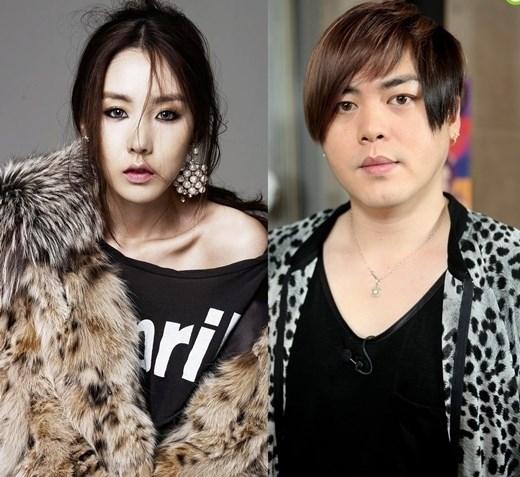 Moon Hee Jun vàKang Mi Yeon đã từng có thời gian hẹn hò trong quá khứ. (Ảnh: Internet)
