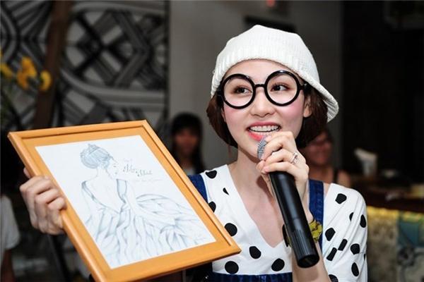 Sau khi hoàn tất chương trình học, Ngân Khánh sẽ cống hiến cho nền nghệ thuật Việt với vai trò đạo diễn, nhà sản xuất phim. - Tin sao Viet - Tin tuc sao Viet - Scandal sao Viet - Tin tuc cua Sao - Tin cua Sao