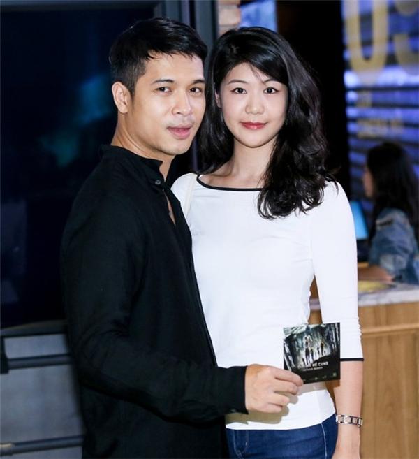 Người yêu của Trương Thế Vinh sở hữu vóc dáng của một người mẫu cùng với gương mặt thanh tú. - Tin sao Viet - Tin tuc sao Viet - Scandal sao Viet - Tin tuc cua Sao - Tin cua Sao