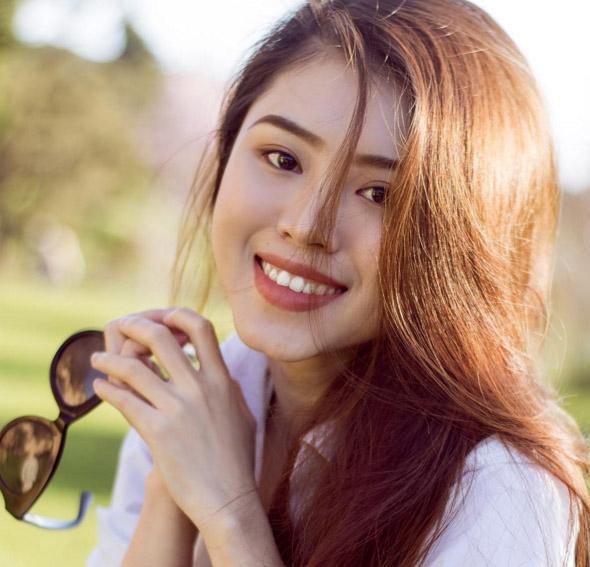 Thúy Võ nổi tiếng trong cộng đồng giới trẻ Việt với vai trò là một beauty blogger.(Ảnh: Internet)