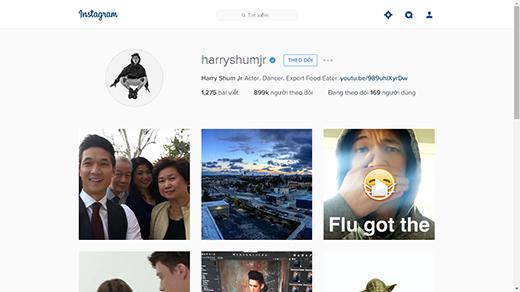 Harry Shum Jr. là một trong những chàng trai châu Á được yêu thích ở Mỹ. (Ảnh: Internet)