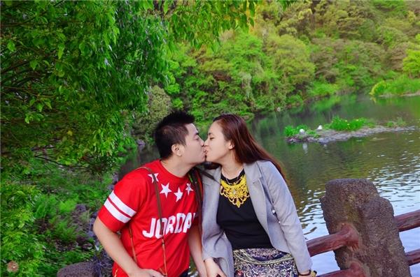 Những khoảnh khắc ngọt ngào của cặp đôi tại Hàn Quốc. - Tin sao Viet - Tin tuc sao Viet - Scandal sao Viet - Tin tuc cua Sao - Tin cua Sao