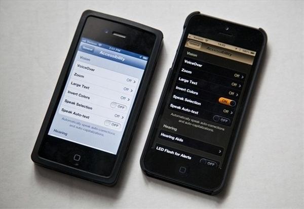 Để chuyển màn hình về chế độ ban đêm, vào Settings => General => Accessibility => Inverted Colors