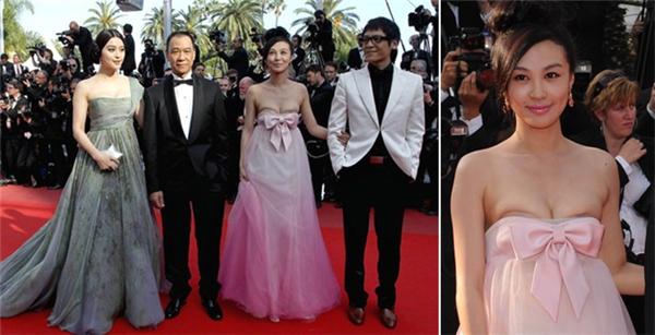 Những scandal khiến mĩ nhân Hoa ngữ xấu mặt trên thảm đỏ Cannes