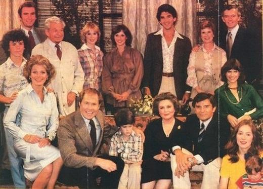 """""""Ngọn hải đăng"""" trong những năm 70, khi đó truyền hình đã có màu."""