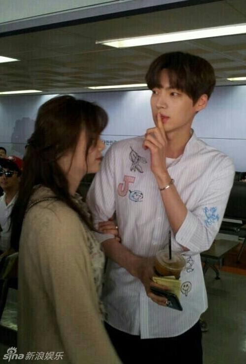 Ahn Jae Hyun: Em quá yêu cô ấy và không thể chờ được
