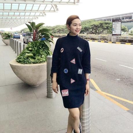 Học cách diện đồ bình dân chẳng kém cạnh hàng hiệu của mĩ nhân Việt