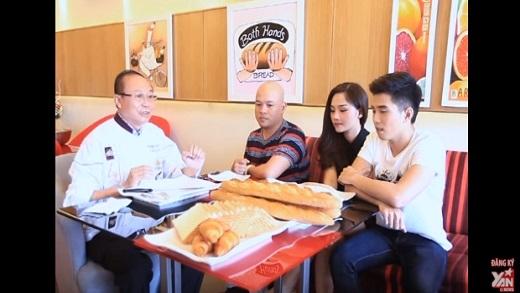 [Bếp chiến] Will và Miu Lê làm bánh mì (Phần 1)