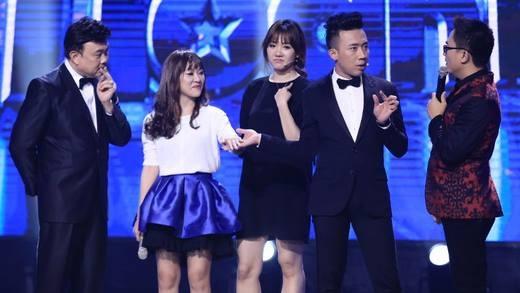 Nữ thí sinh giống hệt Hari Won khiến Trấn Thành bối rối