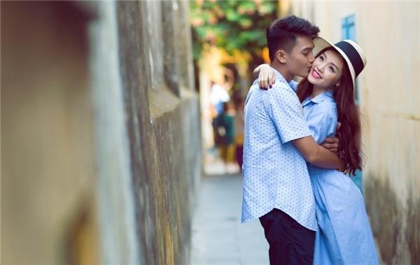Quang Tuấn và Linh Phi quen nhau khi đóng chung phim Kén rể. - Tin sao Viet - Tin tuc sao Viet - Scandal sao Viet - Tin tuc cua Sao - Tin cua Sao