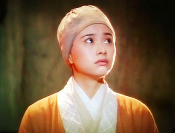 Nhiều người còn gọi Nghi Lâm của Hà Mĩ Điền là ni cô đẹp nhất trong phim Kim Dung.