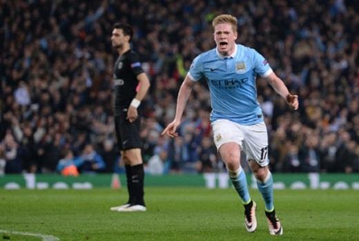 PSG bị loại bởi Man City ở tứ kết Champions League