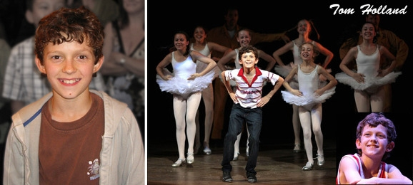 """Vở nhạc kịch Billy Elliot the Musical là """"bước ngoặt"""" trong cuộc đời Tom."""