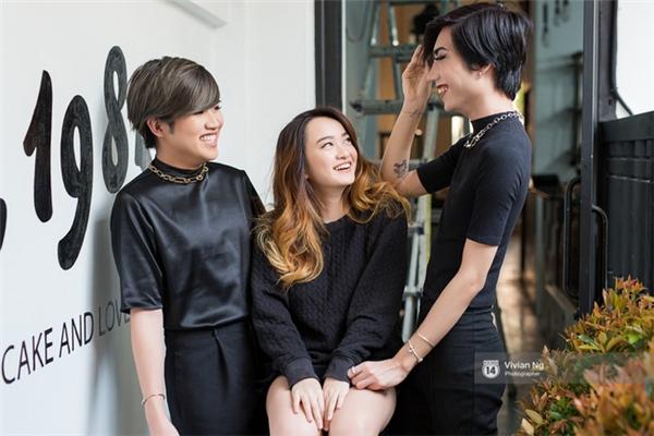 2 người bạn LGBT mà cô nàng Kaity Nguyễn từng tự hào khoe với độc giả của Kenh14.vn.