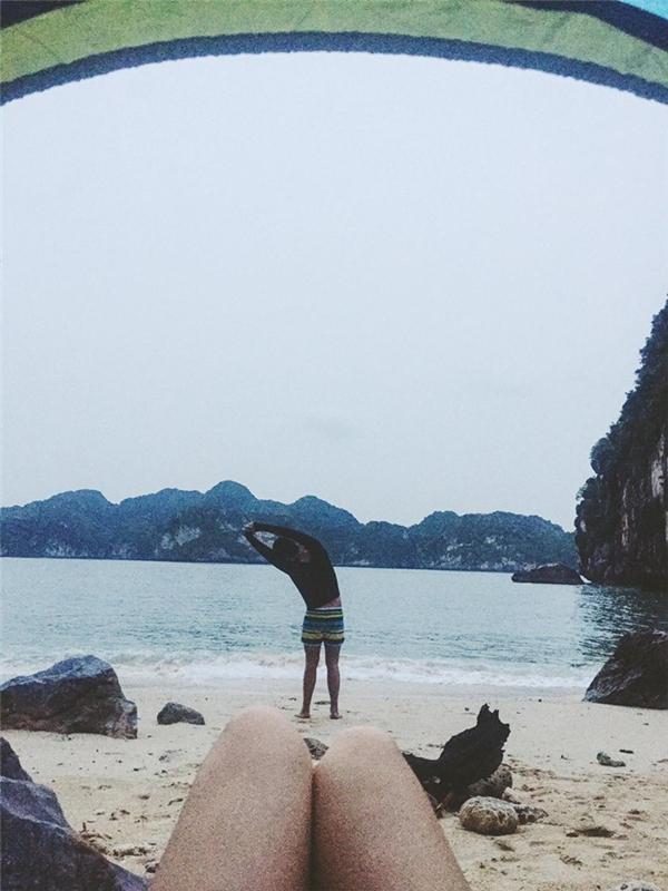 Trải nghiệm du lịch bụi ngủ trên đảo hoang với giá bèo bọt
