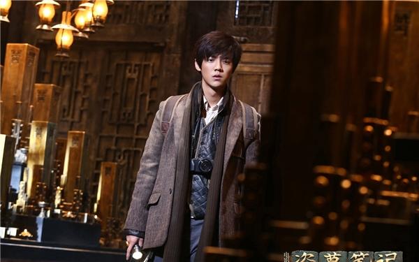 """Luhan bị tố đã """"cướp"""" mất vai nam chính Ngô Tà của Tỉnh Bách Nhiên..."""