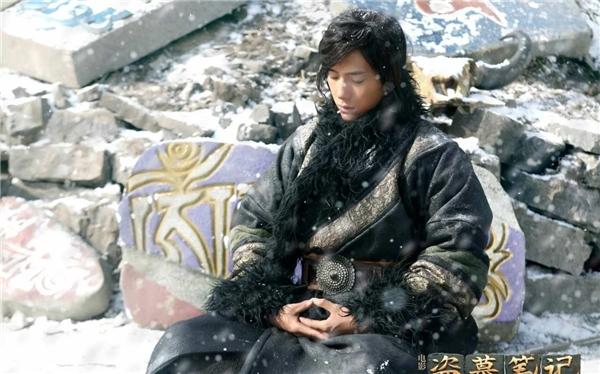 ... đẩy Tỉnh Bách Nhiên xuống vai chính thứ 2 Trương Khởi Linh