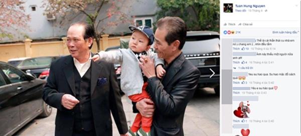 Có thể thấy, bất kể tấm ảnh nào có sự hiện diện của Su Hào cũng thu hút rất đông khán giả theo dõi. - Tin sao Viet - Tin tuc sao Viet - Scandal sao Viet - Tin tuc cua Sao - Tin cua Sao