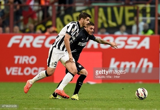 Arsenal đang nhắm đến bộ đôi tiền đạo tài năng của Serie A