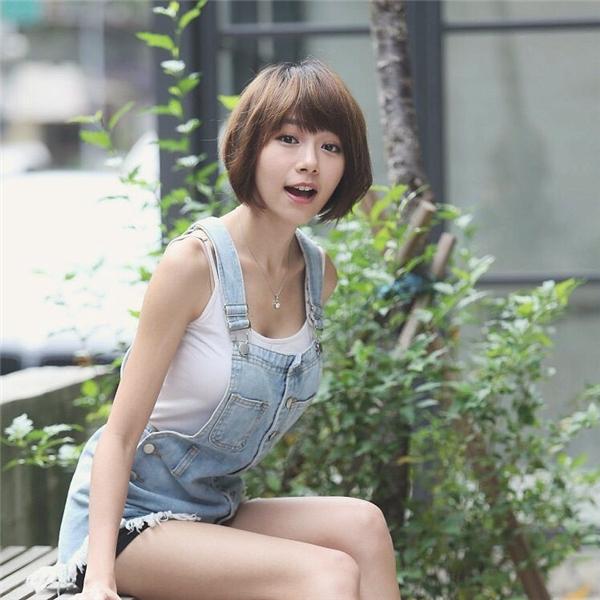 Min Chenlà nữ diễn viên, ca sĩ trẻ tài năng của làng giải trí Đài Loan. (Ảnh: Internet)