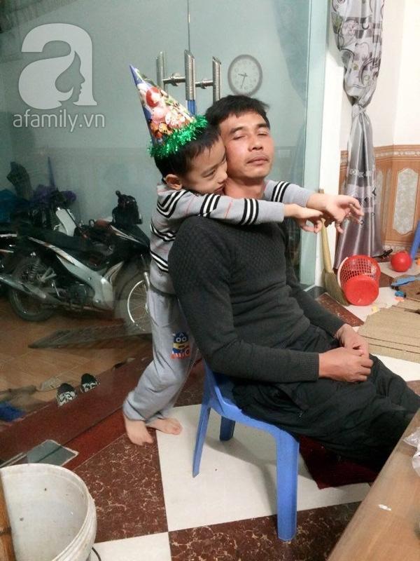 Không chỉ là người cha tâm lý, yêu thương con cái...