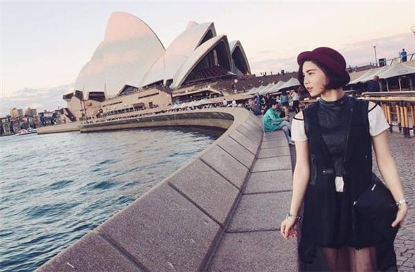 Australia là một trong số quốc gia yêu thích của Tina