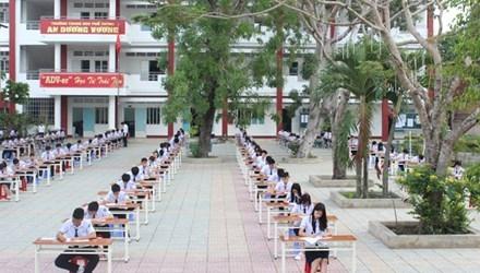 """Và """"đẳng cấp"""" chống gian lậnthi cử ở Việt Nam chính là đây. (Ảnh: Internet)"""