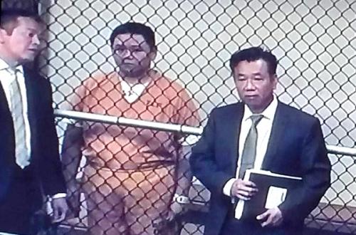 Minh Béo trong phiên luận tội hồi giữa tháng 4. - Tin sao Viet - Tin tuc sao Viet - Scandal sao Viet - Tin tuc cua Sao - Tin cua Sao