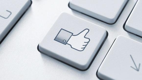 Nút like có sức mạnh kinh hoàng trong thế giới mạng xã hội. (Ảnh: Internet)