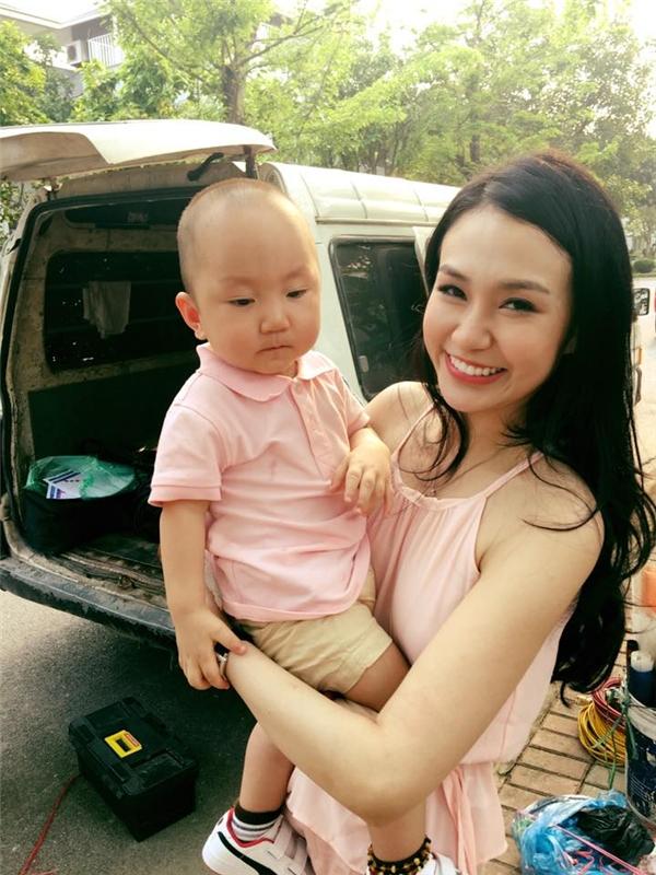 Những nhóc tì nổi tiếng của hot girl Việt đình đám một thời - Tin sao Viet - Tin tuc sao Viet - Scandal sao Viet - Tin tuc cua Sao - Tin cua Sao