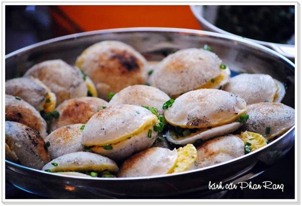 Du lịch Ninh Thuận - Bánh căn