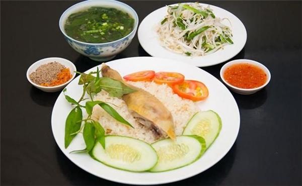 Cơm gà Phan Rang