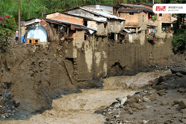 Ngày 18/5/2015, sau đợt mưa lớn, một trận lở đất ở Colombia đã khiến cho ít nhất 62 người chết và nhiều người khác bị thương.