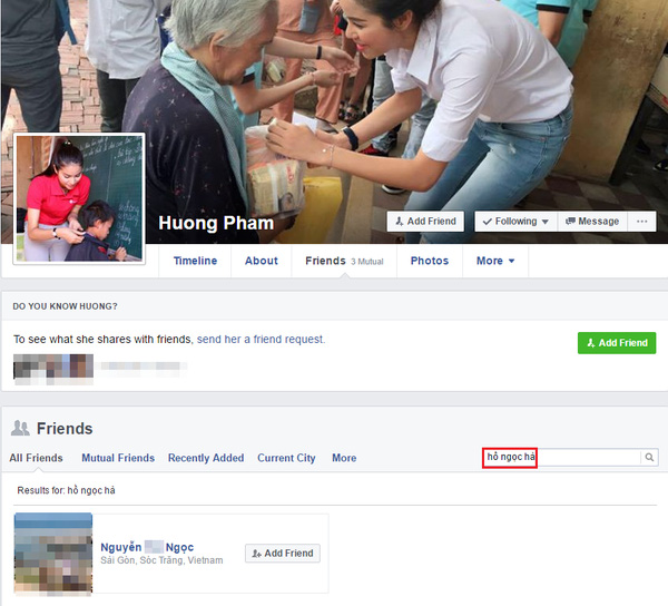 """Hà Hồ và Phạm Hương đã """"hủy kết bạn""""? - Tin sao Viet - Tin tuc sao Viet - Scandal sao Viet - Tin tuc cua Sao - Tin cua Sao"""