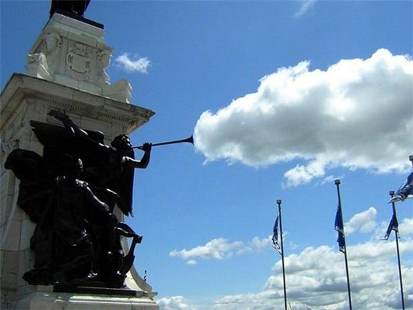 Hóa ra mây trời có nguồn gốc từ đây.