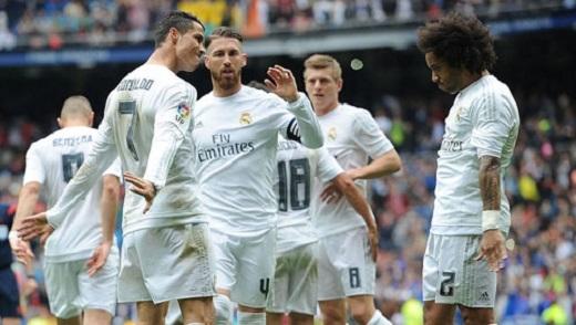 Ronaldo và Real Madrid có sức hút cực mạnh