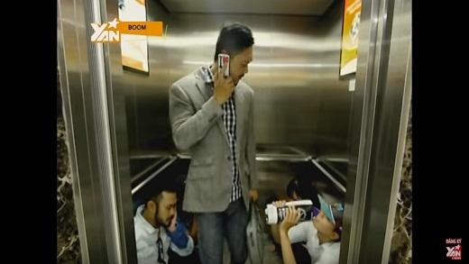 [Boom] Những điều thường gặp khi đi thang máy