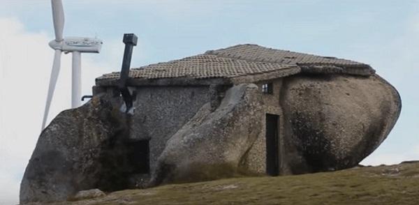 13. Tự hỏi có gì vui khi sống trong hòn đá lớn?