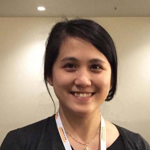 Mya Le Thai có đam mê lớn với lĩnh vực mình đang theo đuổi.
